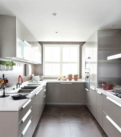 U Shaped Kitchen Designs Photos by Small U Shaped Kitchen Designs