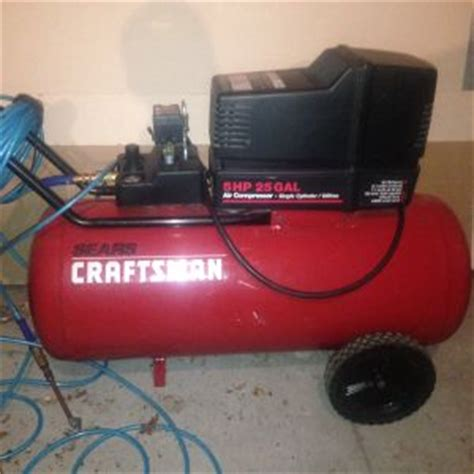 craftsman 919 165250 air compressor manual need an owners manual