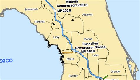 florida gas transmission map judge dep should issue environmental permit for sabal