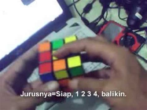download video tutorial rubik 4x4 indonesia tutorial rubik 3x3 pemula bahasa indonesia sangat mudah