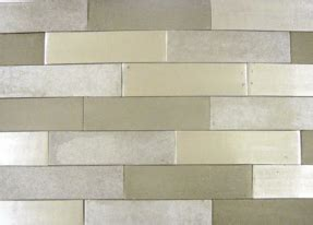 designapplause eco friendly recycled aluminum tiles