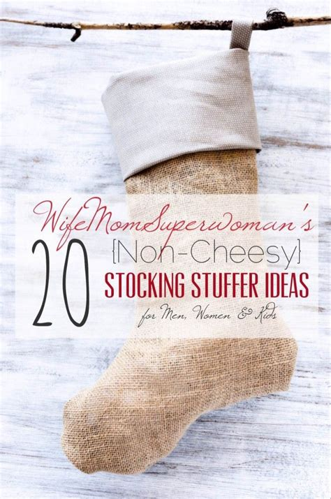cheesy christmas gift ideas 20 non cheesy stuffer ideas for children ideas for the house