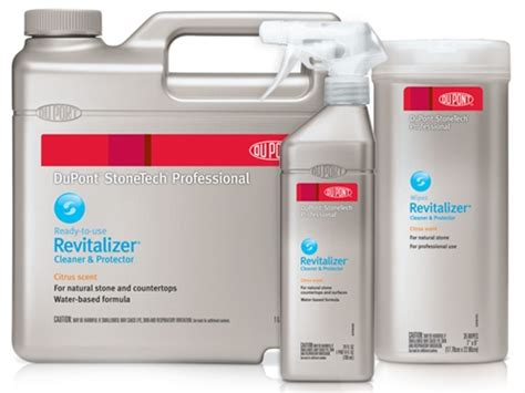 revitalizer cleaner and protector dupont stonetech professional nssusa com