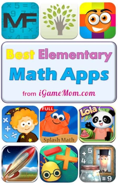 best math best math apps for early elementary school igamemom