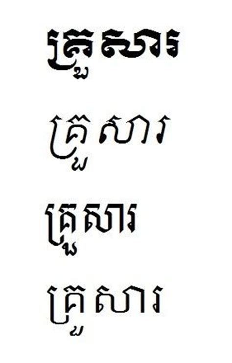 tattoo fonts in different languages clipsbertyl