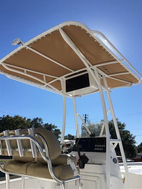 boat t top florida blue coral sport fishing towers t tops pensacola florida