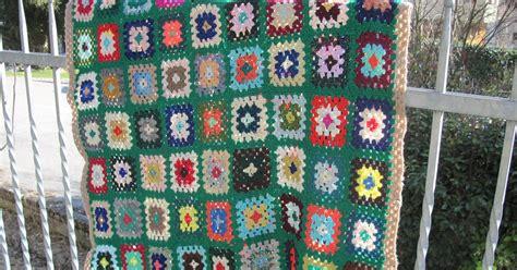 100 piastrelle all uncinetto le vostre coperte