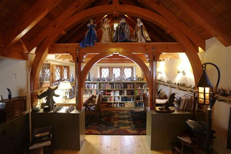 hobbit home interior uber fan has real hobbit house designed built by architect