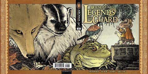 Mouse Guard Legends Of The Guard Vol 1 Graphic Novel Ebooke Book preview mouse guard legends of the guard vol 2 2