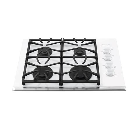 Frigidaire Ceramic Cooktop Replacement - frigidaire gallery 30 quot ceramic glass gas cooktop sears