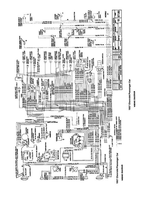 57 chevy wiring diagram growth and evolution