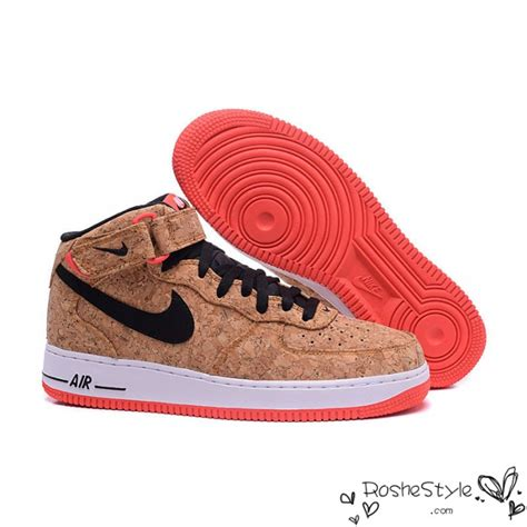 air 1 mens shoes nike air 1 mid cork af1 mens shoes