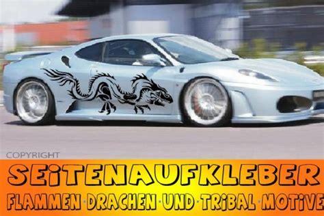 Auto Sticker Gestalten by Seitenaufkleber F 220 Rs Auto Seitendekor Karosserie Tribal