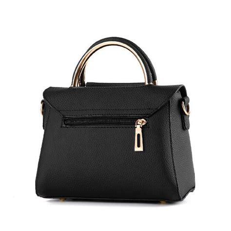 Tas Import V Hitam tas fashion wanita flap v toko wanita