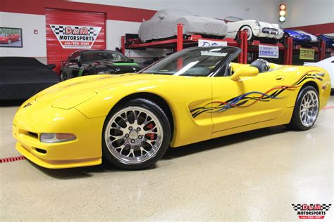 2000 Chevrolet Corvette Convertible by 2000 Chevrolet Corvette Convertible Stock M6076 For Sale