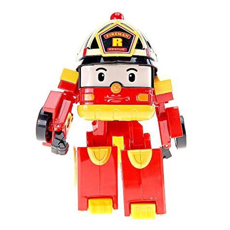 Promo Terbatas Mainan Robocar Poli Roy 2 robocar poli 83170 robocar transformables roy