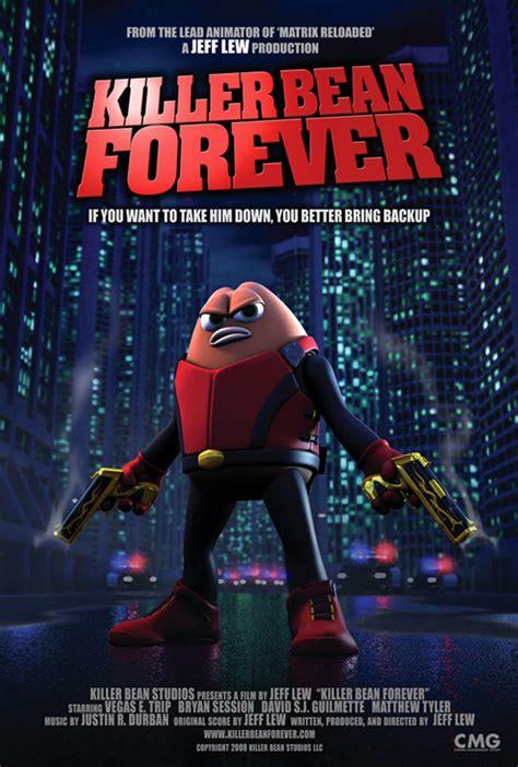 Plakat Filmu Kiler by Kill Bean Killer Bean Forever Animovan 253 Svět