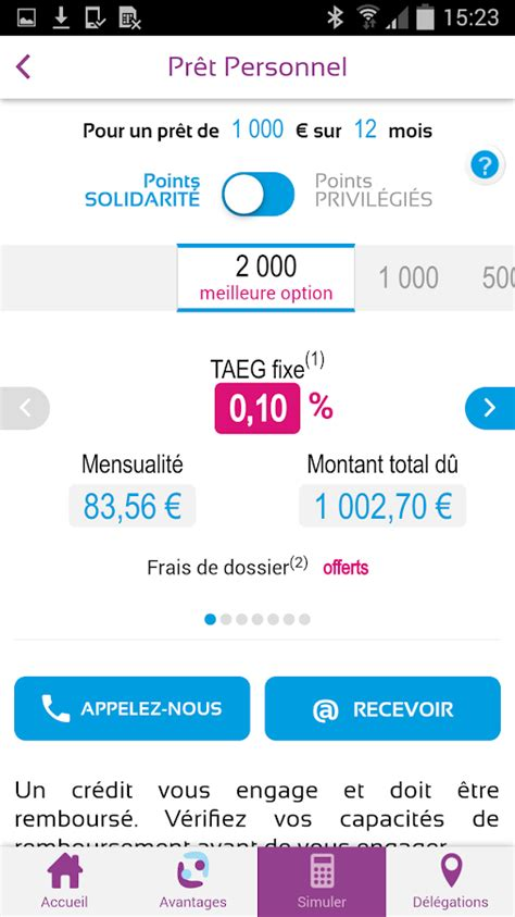 casden banque populaire android apps on play
