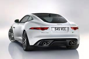 Jaguar F Type Coupe Msrp Jaguar F Type Coupe Pictures And Details Autotribute