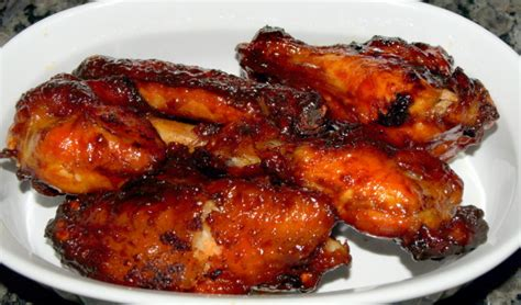 Spicy Wing 500g teriyaki chicken wings recipe genius kitchen