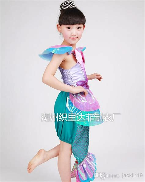 Mermaid Anak Anak jual kostum mermaid putri duyung anak ag collection