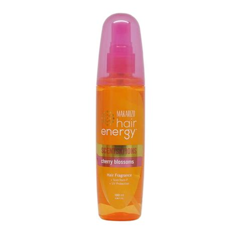 jual makarizo hair energy scentsations cherry blossoms