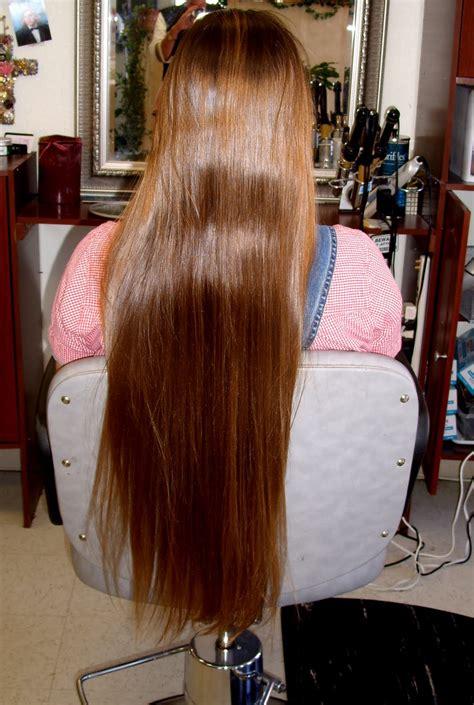 long hair cut off long hairstyles