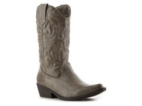 madden sanguine western boot dsw