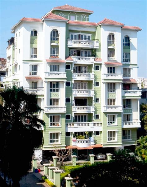 residential projects in boat club road pune madhuban silver leaf in boat club road pune by madhuban