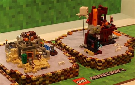 Boat Names by Four New Lego Minecraft Sets Have Been Revealed Geek Com
