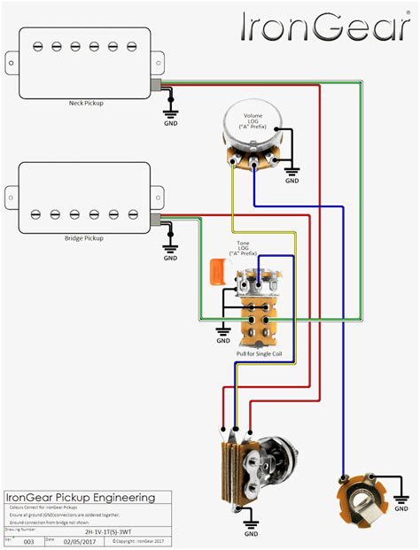 wiring diagram for 3 way switch guitar wiring diagram