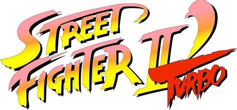 street logos street graphics street fighter ii turbo logopedia the logo and branding site