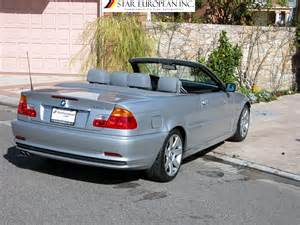 2000 Bmw Convertible 2000 Bmw 323ci Convertible Only 55 000 Original For