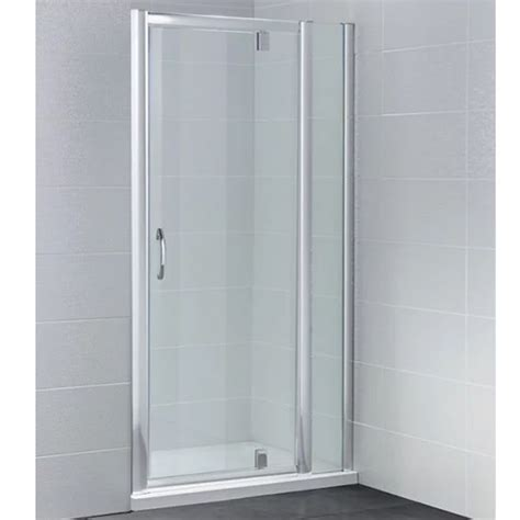 Shower Door 700mm April Identiti2 Pivot Shower Door Ap9465s 700mm Polished Clear