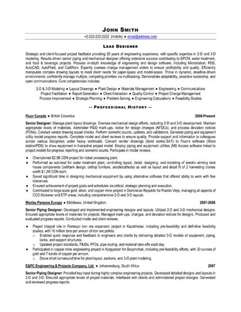 Trade Assistant Sle Resume by Top Trades Resume Templates Sles