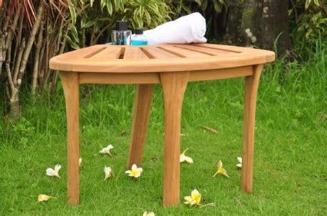 teak corner shower seat with basket grade a teak wood corner stool shower bench bath seat