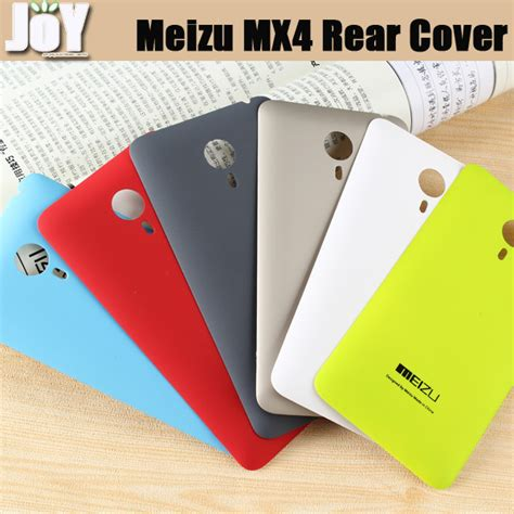 free shipping mobile phone frosted plastic meizu mx4