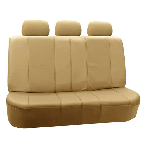 split bench seat deluxe leatherette split bench seat covers ebay