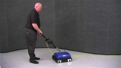 10 floor scrubber brush pivot 16 quot dual brush cylindrical automatic floor