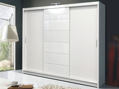 White Sliding Door Wardrobes Uk by Modern Design Quality Large Sliding Door Wardrobe 250 Cm