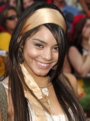 New Hair Style Trends For 2006 by Vamessa Hudgens Hair And Makeup Pictures Photos Of