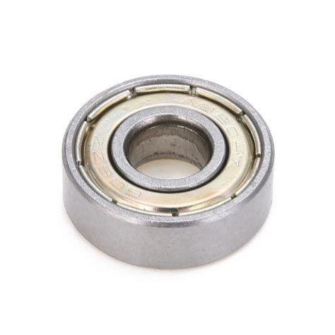 Miniature Bearing 608zz For 3d Printing Machine 8 X 22 X 7 Mm 10pcs 608zz mini metal shielded flanged bearing for 3d printer tosave