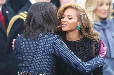 beyonce is in awe of michelle obama abc news see michelle obama dressed up as beyonc 233 for the singer s