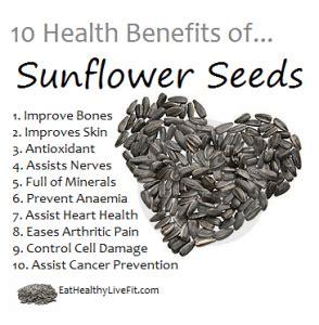 black sunflower seeds benefits the health benefits of sunflower seeds