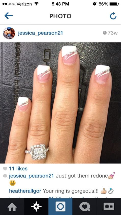 7 Tips On Model Nails by I Want To Get My Nails Done Like This Nails