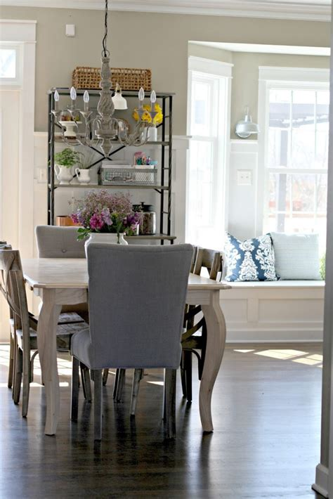 how to update an dining room set painting a kitchen