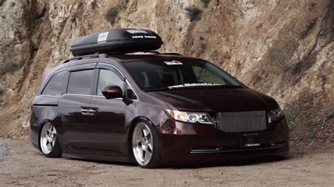 bisimoto odyssey top gear check out this 1 000 hp honda odyssey from bisimoto