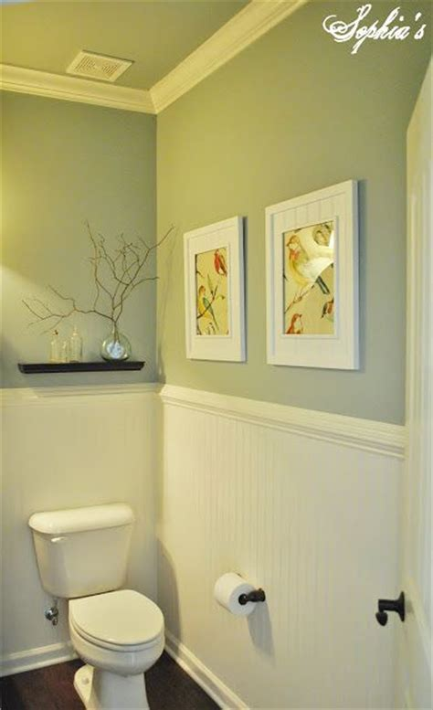 powder rooms with wainscoting wainscot powder room search for the home