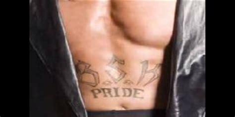 tattoo krew the undertaker revealed