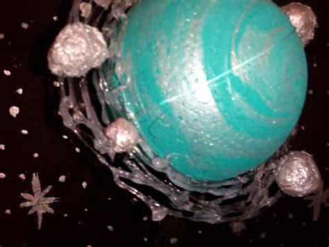 imagenes de maqueta de urano maqueta del planeta urano youtube